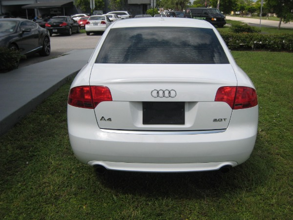 Used 2008 Audi A4 2.0T Special Ed. | Miami, FL n6