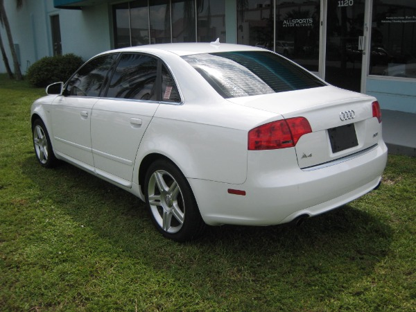 Used 2008 Audi A4 2.0T Special Ed. | Miami, FL n7