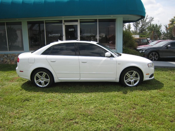 Used 2008 Audi A4 2.0T Special Ed. | Miami, FL n9