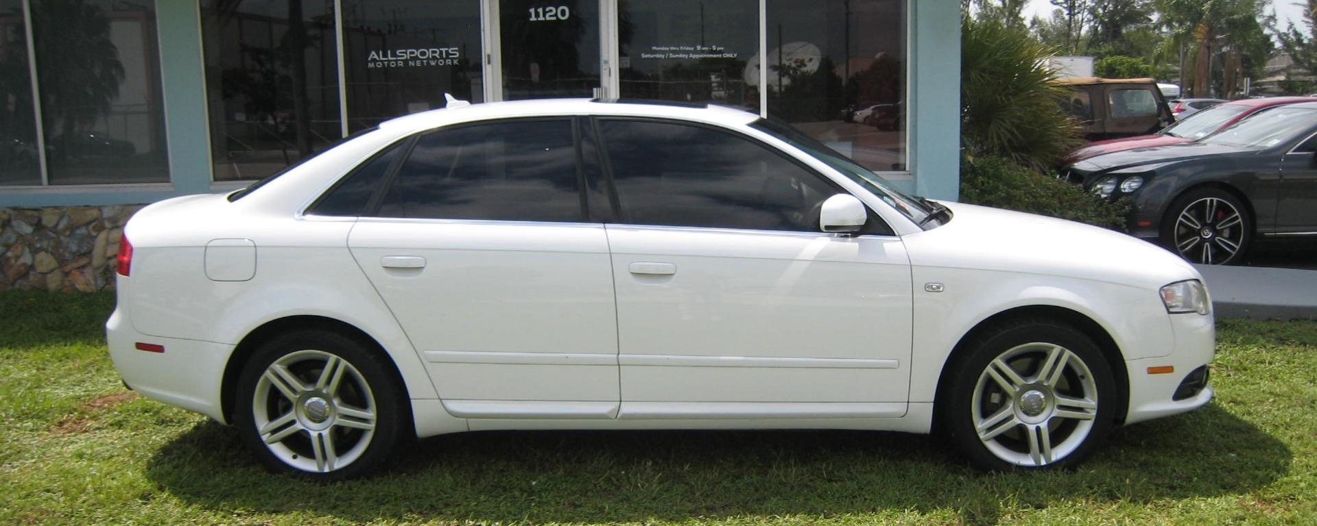 Used 2008 Audi A4 2.0T Special Ed. | Miami, FL