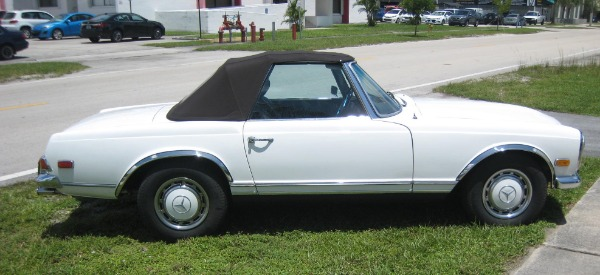 Used 1971 Mercedes Benz 280 SL Pagoda Roadster   Miami, FL n13