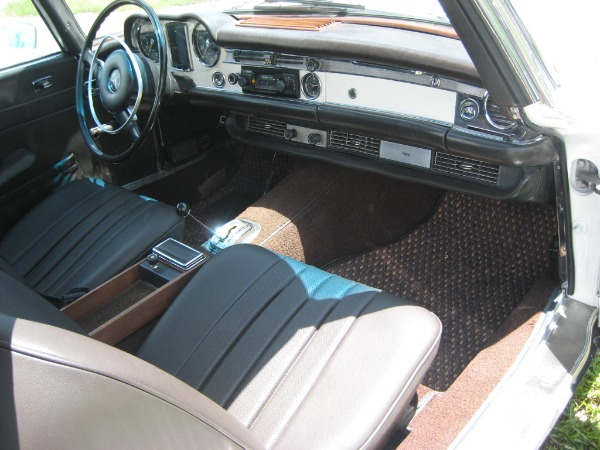 Used 1971 Mercedes Benz 280 SL Pagoda Roadster   Miami, FL n15