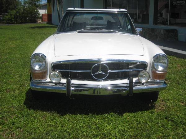 Used 1971 Mercedes Benz 280 SL Pagoda Roadster   Miami, FL n22