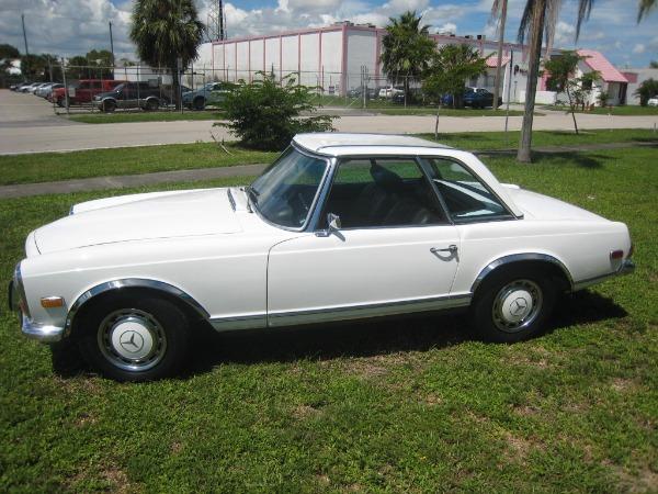 Used 1971 Mercedes Benz 280 SL Pagoda Roadster   Miami, FL n26