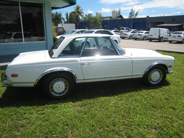 Used 1971 Mercedes Benz 280 SL Pagoda Roadster   Miami, FL n30