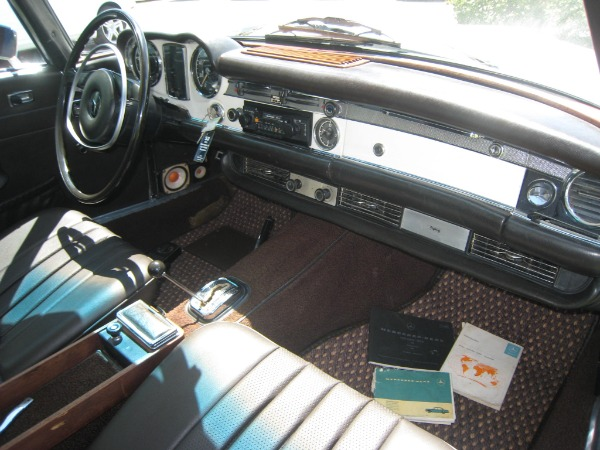 Used 1971 Mercedes Benz 280 SL Pagoda Roadster   Miami, FL n32