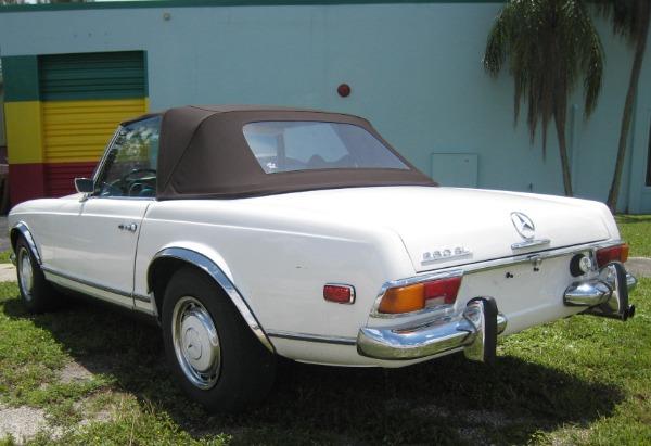 Used 1971 Mercedes Benz 280 SL Pagoda Roadster   Miami, FL n8