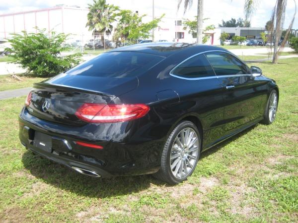 Used 2017 Mercedes-Benz C-Class C 300 Sport AMG | Miami, FL n10