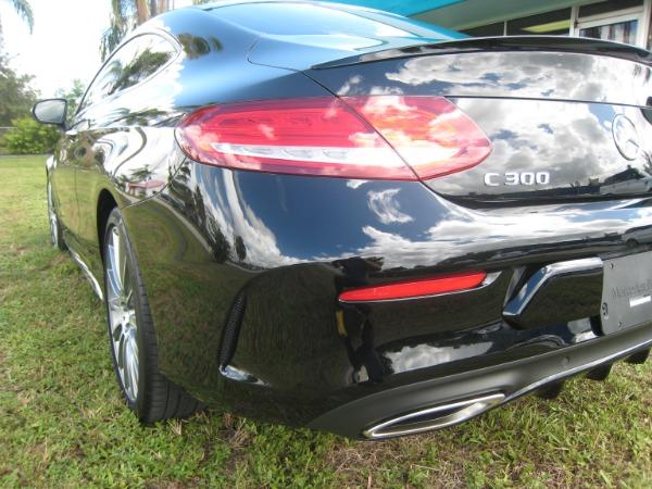 Used 2017 Mercedes-Benz C-Class C 300 Sport AMG | Miami, FL n11