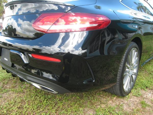 Used 2017 Mercedes-Benz C-Class C 300 Sport AMG | Miami, FL n13