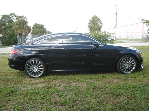 Used 2017 Mercedes-Benz C-Class C 300 Sport AMG | Miami, FL n2