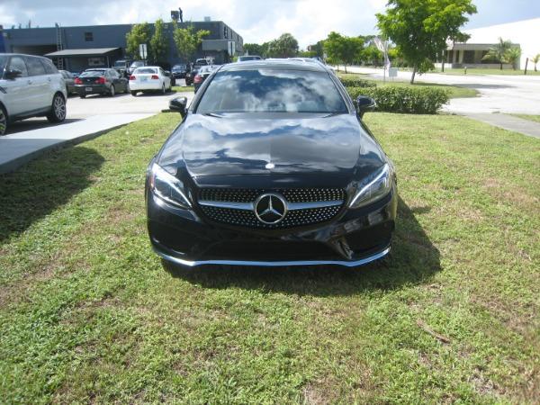 Used 2017 Mercedes-Benz C-Class C 300 Sport AMG | Miami, FL n3