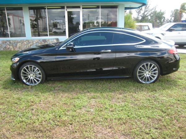 Used 2017 Mercedes-Benz C-Class C 300 Sport AMG | Miami, FL n4