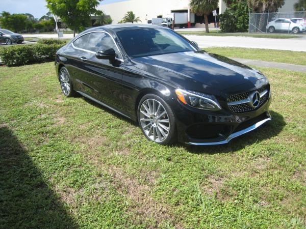 Used 2017 Mercedes-Benz C-Class C 300 Sport AMG | Miami, FL n5