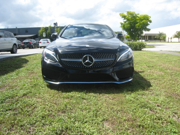 Used 2017 Mercedes-Benz C-Class C 300 Sport AMG | Miami, FL n6