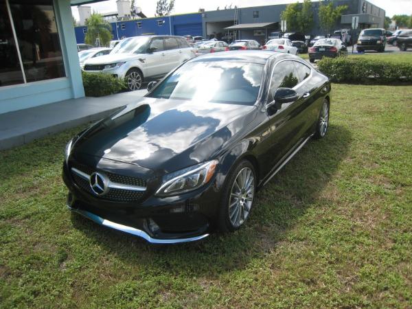Used 2017 Mercedes-Benz C-Class C 300 Sport AMG | Miami, FL n7