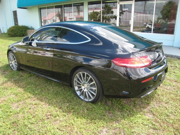 Used 2017 Mercedes-Benz C-Class C 300 Sport AMG | Miami, FL n8
