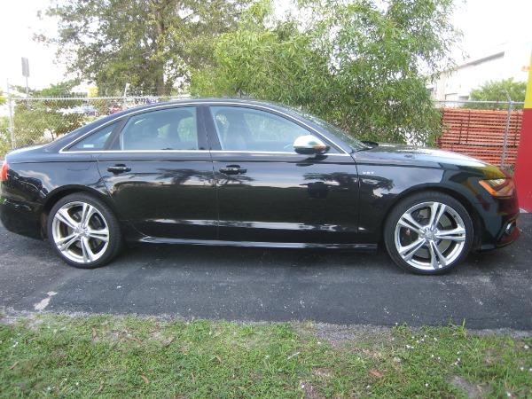 Used 2014 Audi S6 4.0T quattro | Miami, FL n2