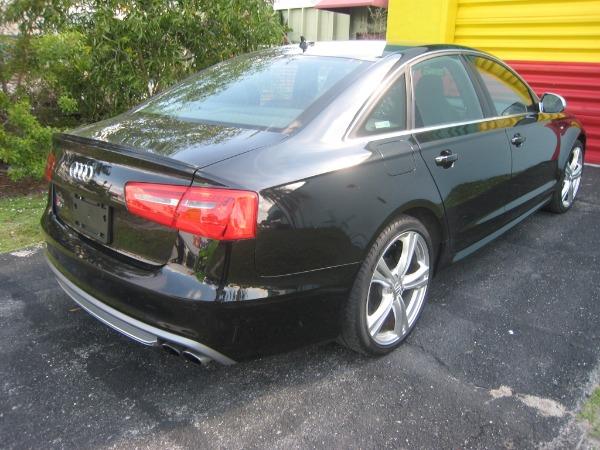 Used 2014 Audi S6 4.0T quattro | Miami, FL n3