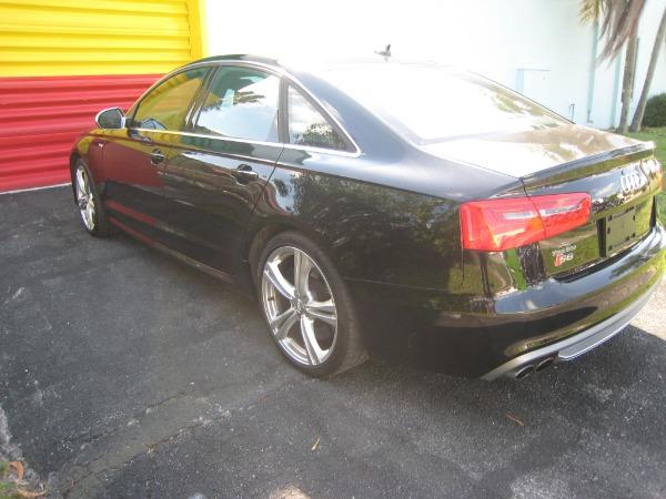 Used 2014 Audi S6 4.0T quattro | Miami, FL n4