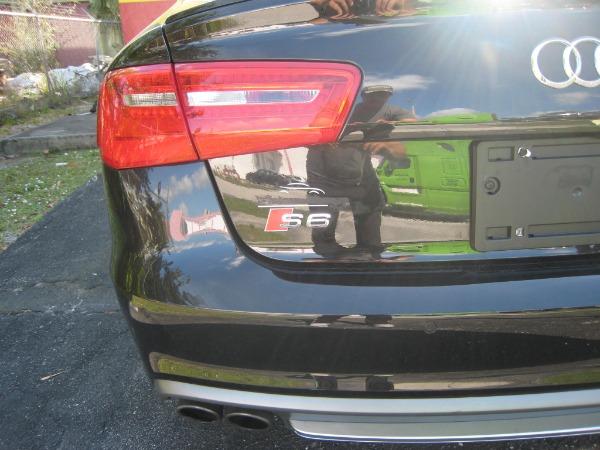 Used 2014 Audi S6 4.0T quattro | Miami, FL n5