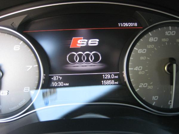 Used 2014 Audi S6 4.0T quattro | Miami, FL n7