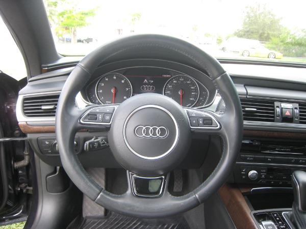 Used 2016 Audi A7 3.0T quattro Prestige | Miami, FL n11