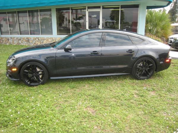 Used 2016 Audi A7 3.0T quattro Prestige | Miami, FL n4