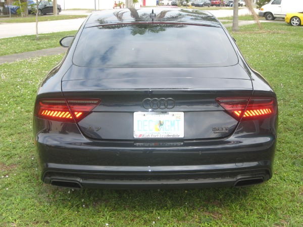 Used 2016 Audi A7 3.0T quattro Prestige | Miami, FL n6