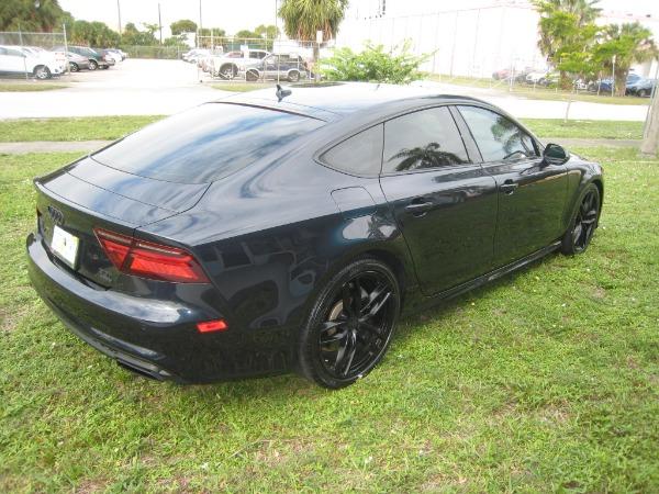 Used 2016 Audi A7 3.0T quattro Prestige | Miami, FL n7