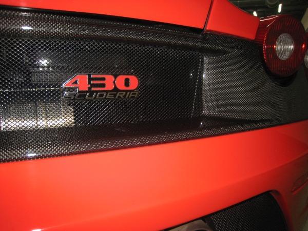 Used 2009 Ferrari F430 Scuderia | Miami, FL n35