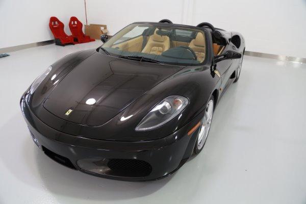 Used 2005 Ferrari F430 Spider Spider | Miami, FL n4