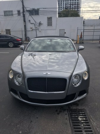 Used 2014 Bentley Continental GTC Speed | Miami, FL n14
