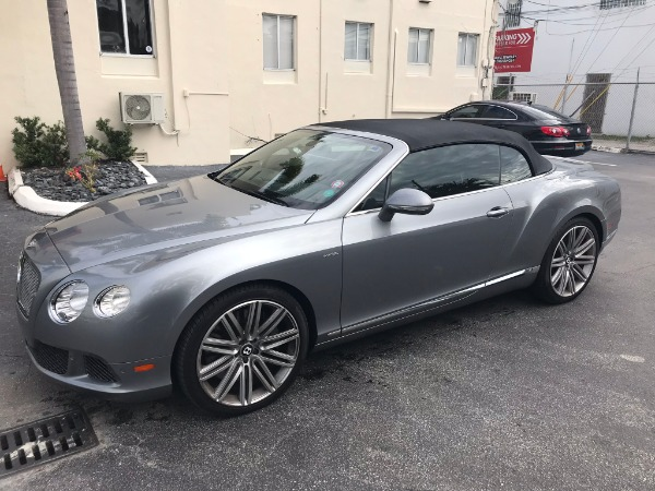 Used 2014 Bentley Continental GTC Speed | Miami, FL n2