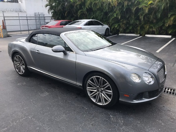 Used 2014 Bentley Continental GTC Speed | Miami, FL n4