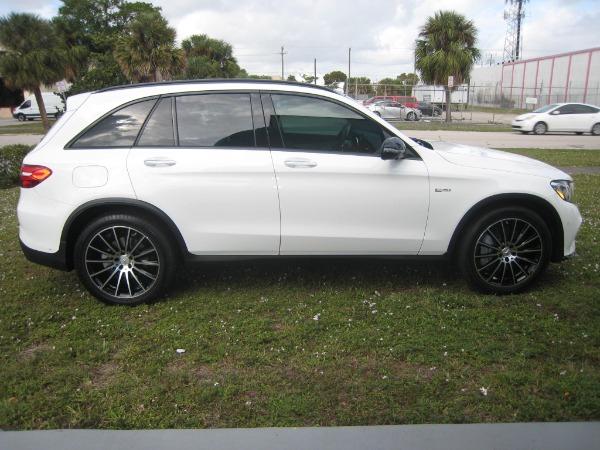 Used 2018 Mercedes-Benz GLC AMG GLC 43 | Miami, FL n12