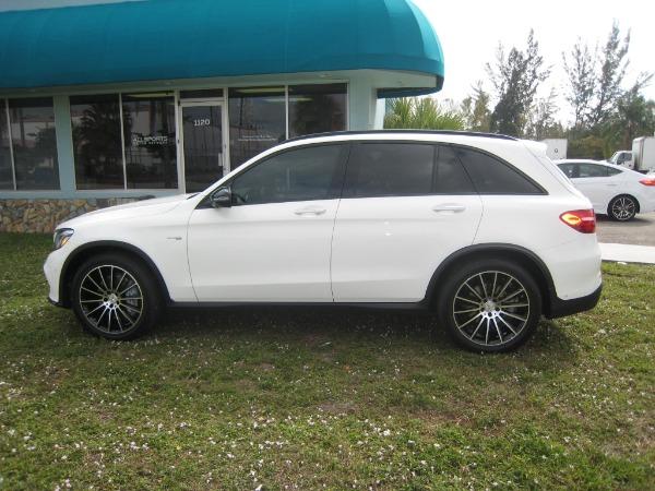 Used 2018 Mercedes-Benz GLC AMG GLC 43 | Miami, FL n15