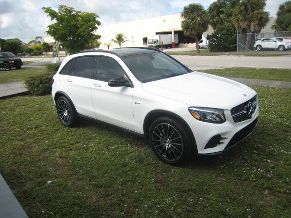 Used 2018 Mercedes-Benz GLC AMG GLC 43 | Miami, FL n2