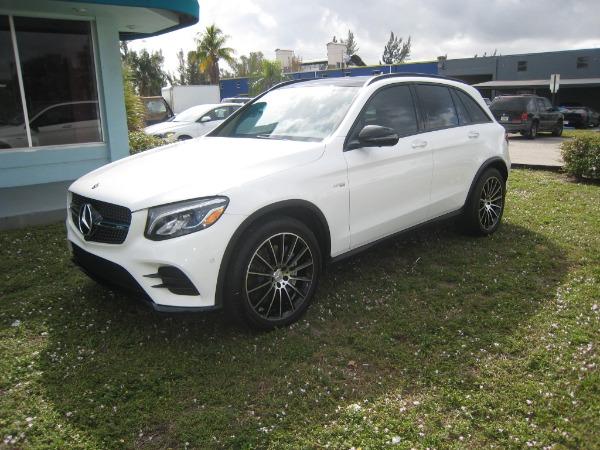 Used 2018 Mercedes-Benz GLC AMG GLC 43 | Miami, FL n4