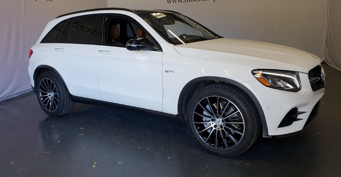 Used 2018 Mercedes-Benz GLC AMG GLC 43 | Miami, FL
