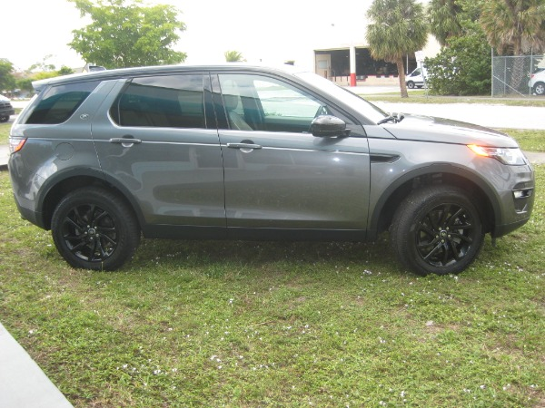 Used 2017 Land Rover Discovery Sport HSE | Miami, FL n33
