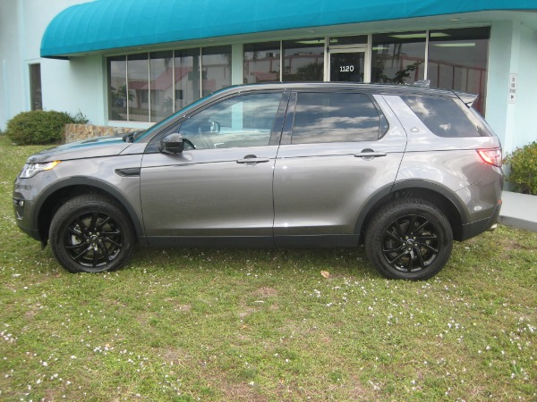 Used 2017 Land Rover Discovery Sport HSE | Miami, FL n36