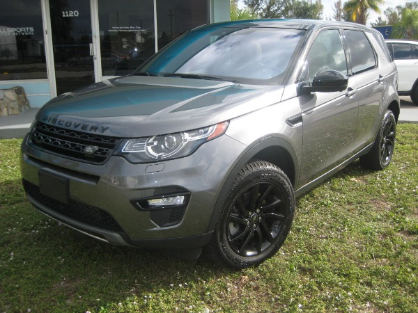 Used 2017 Land Rover Discovery Sport HSE | Miami, FL n4