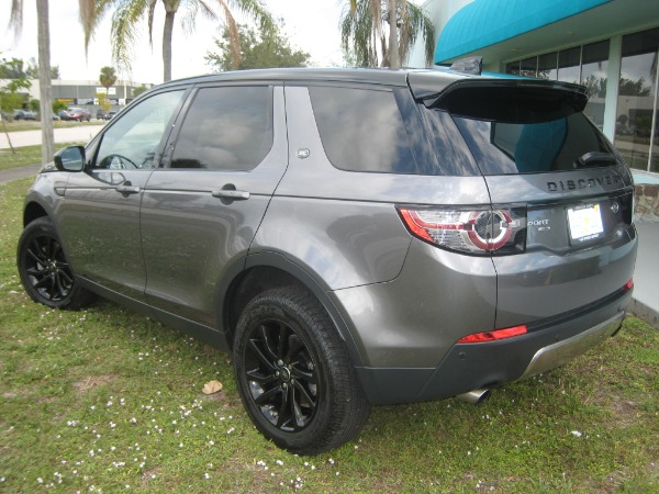 Used 2017 Land Rover Discovery Sport HSE | Miami, FL n5