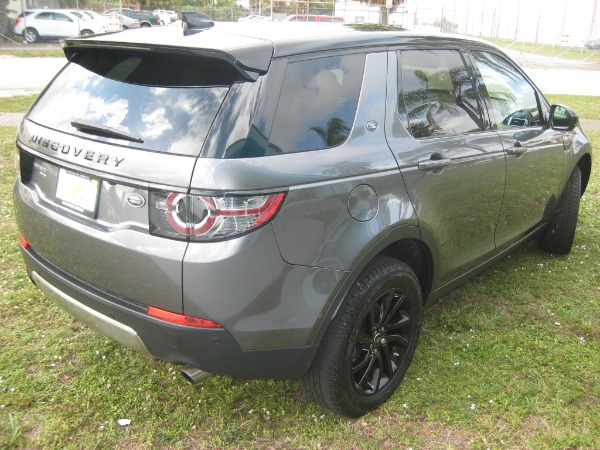 Used 2017 Land Rover Discovery Sport HSE | Miami, FL n7