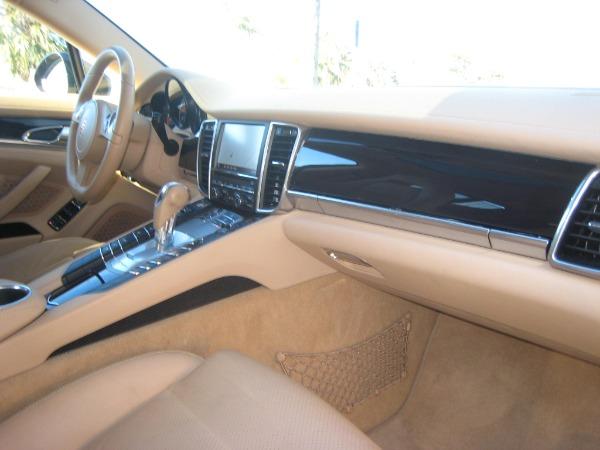 Used 2012 Porsche Panamera 4 | Miami, FL n28