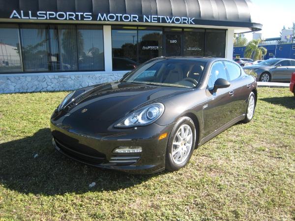 Used 2012 Porsche Panamera 4 | Miami, FL n33