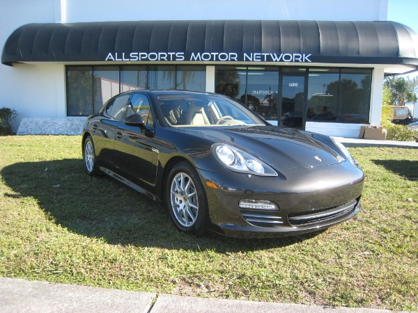 Used 2012 Porsche Panamera 4 | Miami, FL n36
