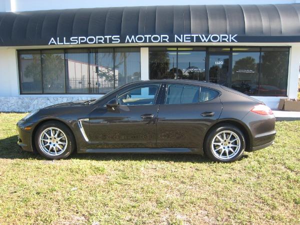 Used 2012 Porsche Panamera 4 | Miami, FL n4