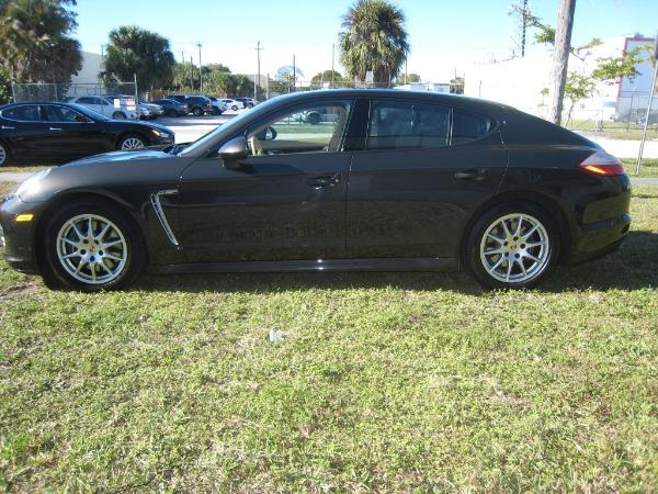 Used 2012 Porsche Panamera 4 | Miami, FL n46